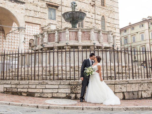 Il matrimonio di Marco e Elena a Perugia, Perugia 37