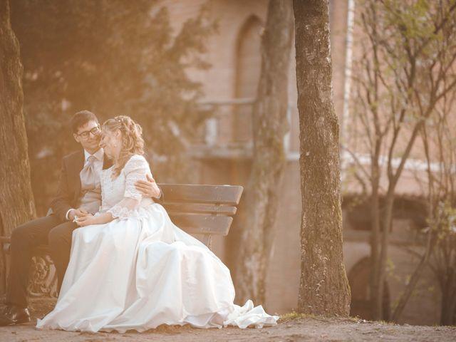 Il matrimonio di Roberto e Giulia a Salsomaggiore Terme, Parma 31