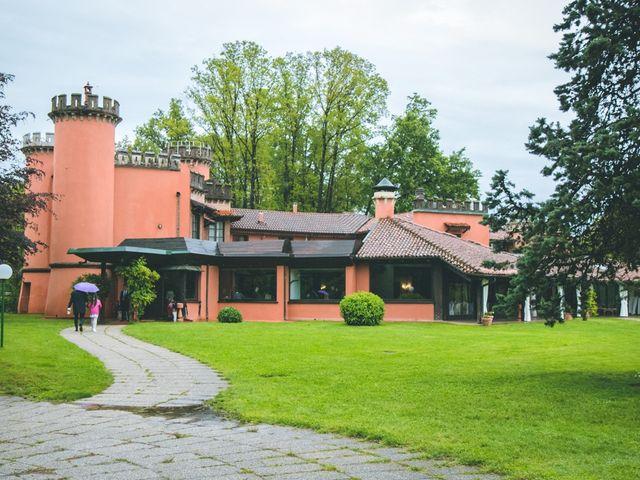 Il matrimonio di Angelo e Stefania a Gornate-Olona, Varese 42