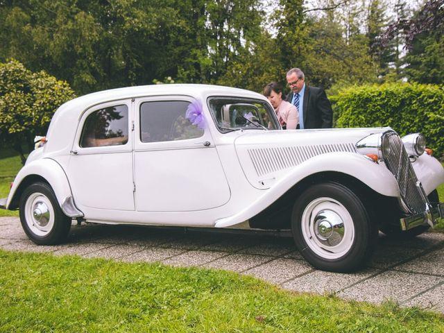 Il matrimonio di Angelo e Stefania a Gornate-Olona, Varese 47