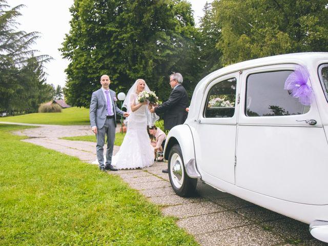 Il matrimonio di Angelo e Stefania a Gornate-Olona, Varese 49
