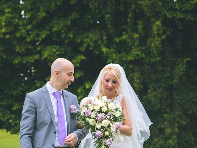 Il matrimonio di Angelo e Stefania a Gornate-Olona, Varese 50
