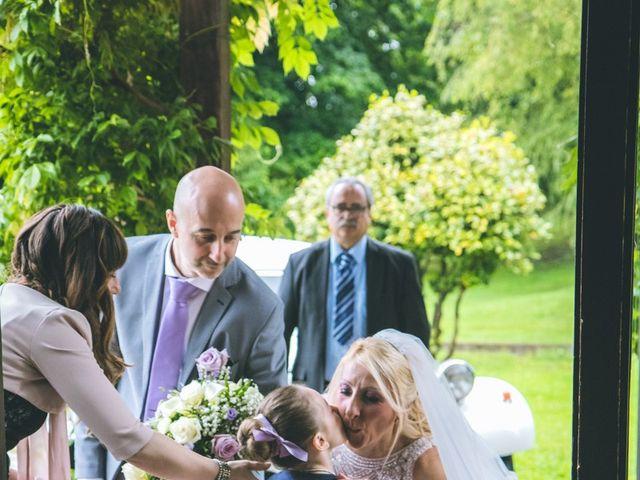 Il matrimonio di Angelo e Stefania a Gornate-Olona, Varese 51