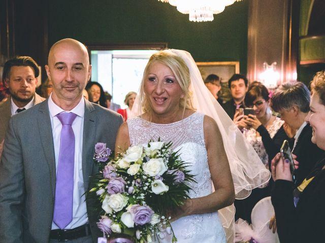 Il matrimonio di Angelo e Stefania a Gornate-Olona, Varese 53