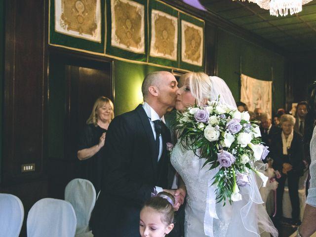 Il matrimonio di Angelo e Stefania a Gornate-Olona, Varese 54