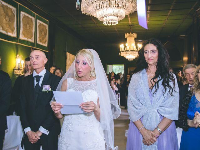 Il matrimonio di Angelo e Stefania a Gornate-Olona, Varese 56