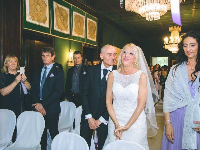 Il matrimonio di Angelo e Stefania a Gornate-Olona, Varese 59