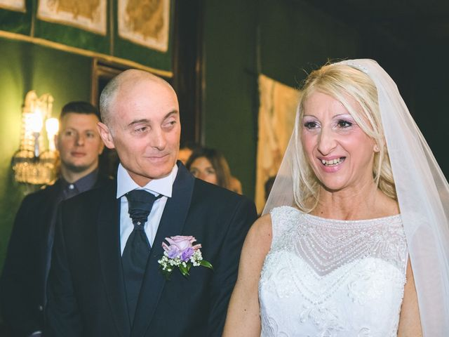 Il matrimonio di Angelo e Stefania a Gornate-Olona, Varese 60