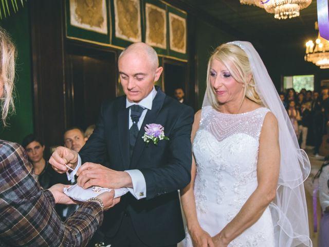 Il matrimonio di Angelo e Stefania a Gornate-Olona, Varese 63