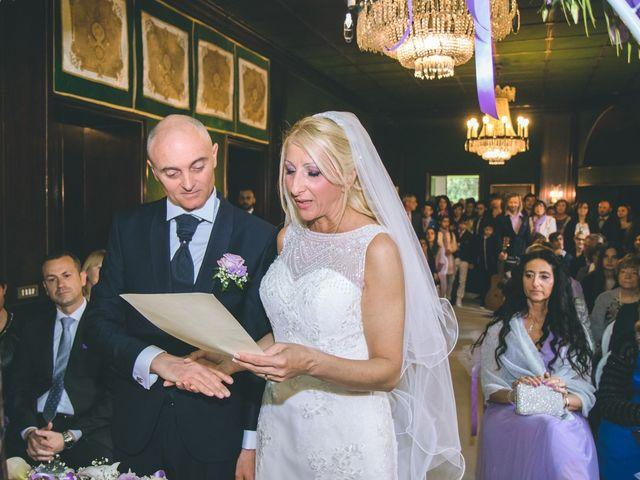 Il matrimonio di Angelo e Stefania a Gornate-Olona, Varese 66