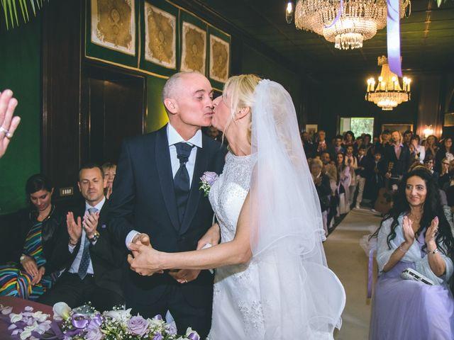 Il matrimonio di Angelo e Stefania a Gornate-Olona, Varese 69