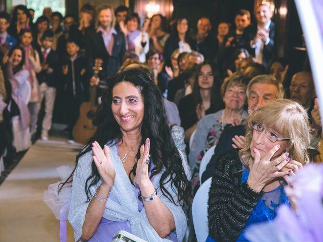Il matrimonio di Angelo e Stefania a Gornate-Olona, Varese 70