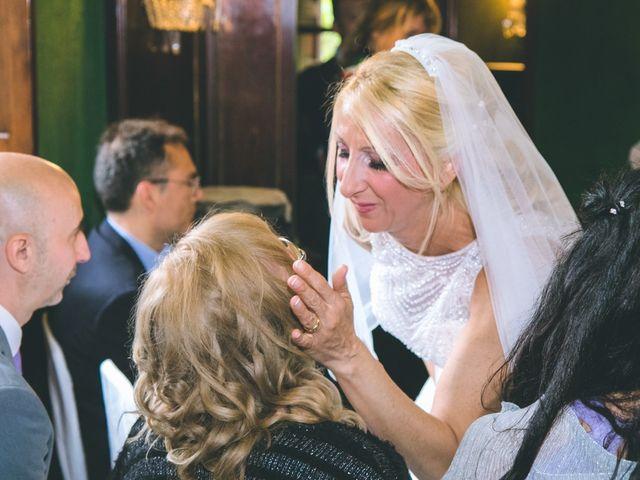 Il matrimonio di Angelo e Stefania a Gornate-Olona, Varese 71