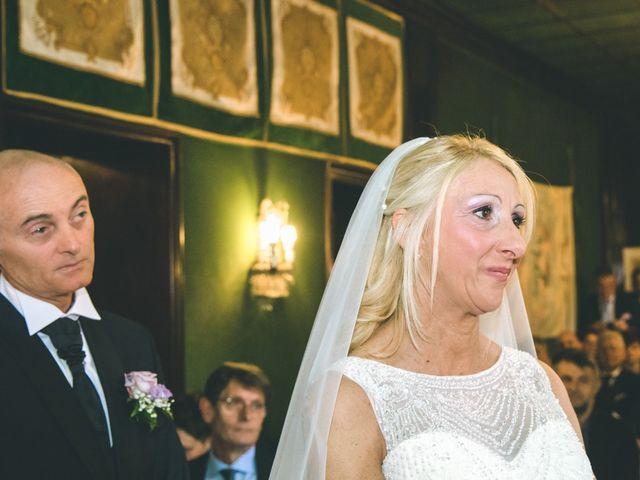 Il matrimonio di Angelo e Stefania a Gornate-Olona, Varese 78
