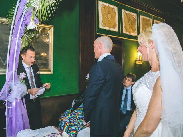 Il matrimonio di Angelo e Stefania a Gornate-Olona, Varese 81