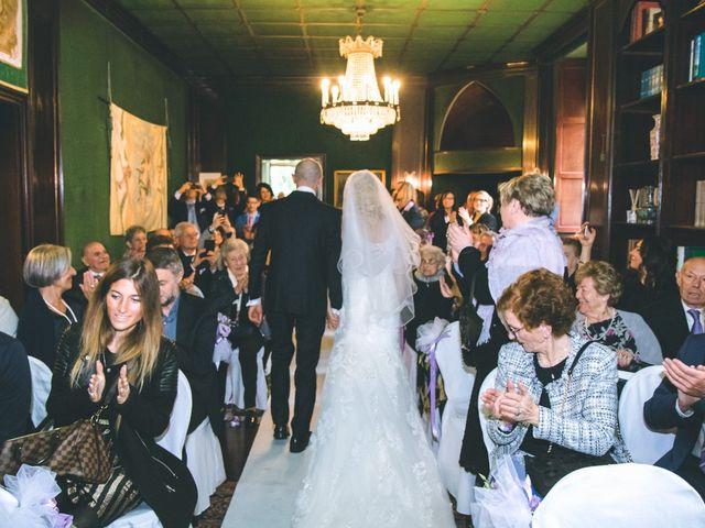 Il matrimonio di Angelo e Stefania a Gornate-Olona, Varese 84