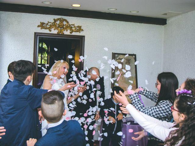 Il matrimonio di Angelo e Stefania a Gornate-Olona, Varese 85