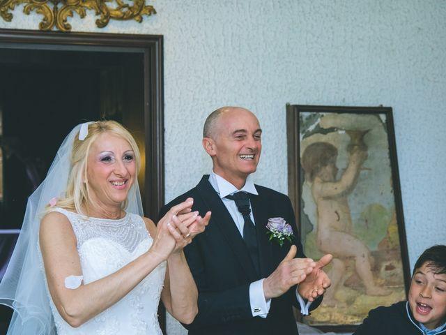 Il matrimonio di Angelo e Stefania a Gornate-Olona, Varese 86