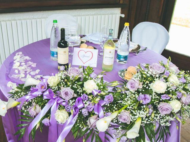 Il matrimonio di Angelo e Stefania a Gornate-Olona, Varese 92