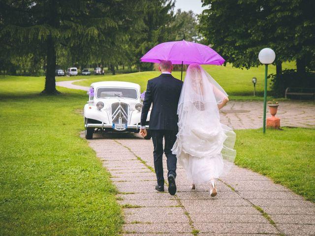 Il matrimonio di Angelo e Stefania a Gornate-Olona, Varese 101