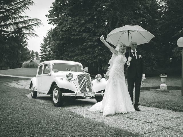 Il matrimonio di Angelo e Stefania a Gornate-Olona, Varese 102