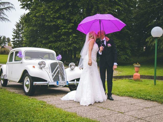 Il matrimonio di Angelo e Stefania a Gornate-Olona, Varese 103