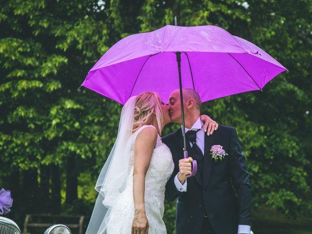 Il matrimonio di Angelo e Stefania a Gornate-Olona, Varese 104