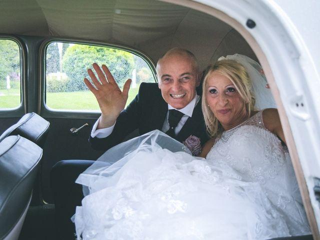 Il matrimonio di Angelo e Stefania a Gornate-Olona, Varese 107