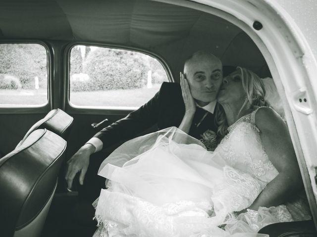 Il matrimonio di Angelo e Stefania a Gornate-Olona, Varese 108
