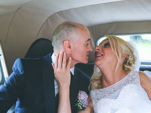 Il matrimonio di Angelo e Stefania a Gornate-Olona, Varese 110