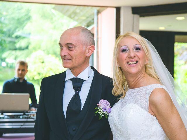 Il matrimonio di Angelo e Stefania a Gornate-Olona, Varese 112
