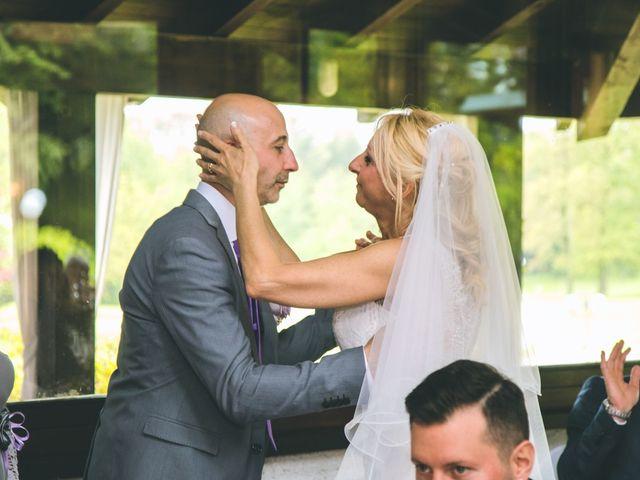 Il matrimonio di Angelo e Stefania a Gornate-Olona, Varese 114