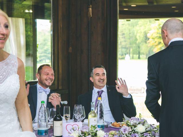 Il matrimonio di Angelo e Stefania a Gornate-Olona, Varese 115