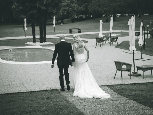 Il matrimonio di Angelo e Stefania a Gornate-Olona, Varese 121
