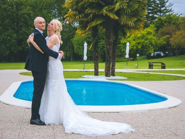 Il matrimonio di Angelo e Stefania a Gornate-Olona, Varese 122