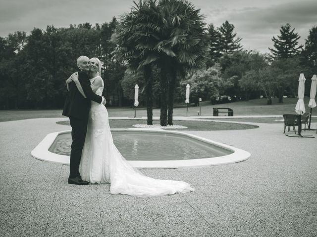 Il matrimonio di Angelo e Stefania a Gornate-Olona, Varese 123