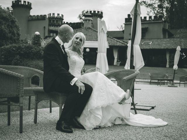 Il matrimonio di Angelo e Stefania a Gornate-Olona, Varese 128
