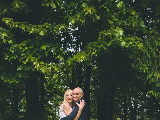 Il matrimonio di Angelo e Stefania a Gornate-Olona, Varese 130