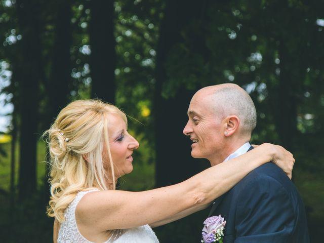 Il matrimonio di Angelo e Stefania a Gornate-Olona, Varese 131