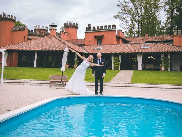 Il matrimonio di Angelo e Stefania a Gornate-Olona, Varese 136