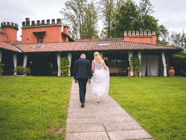 Il matrimonio di Angelo e Stefania a Gornate-Olona, Varese 138
