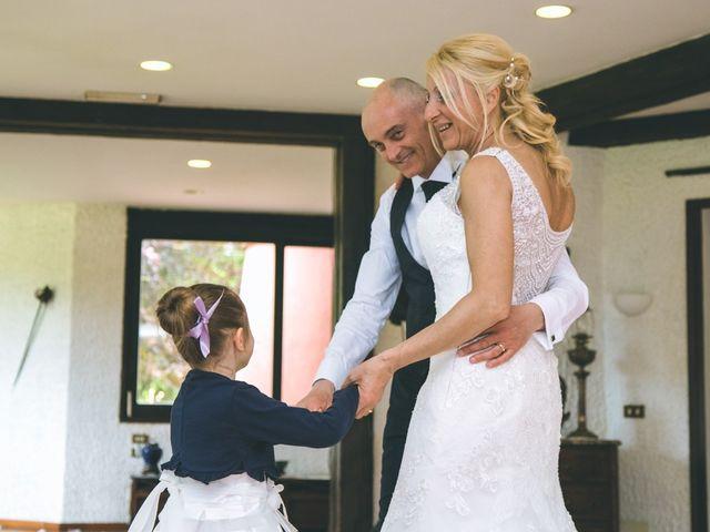 Il matrimonio di Angelo e Stefania a Gornate-Olona, Varese 140