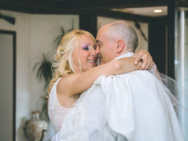 Il matrimonio di Angelo e Stefania a Gornate-Olona, Varese 142