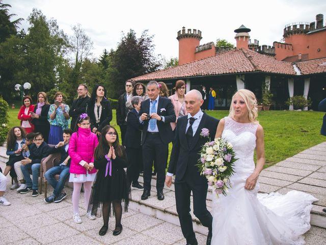 Il matrimonio di Angelo e Stefania a Gornate-Olona, Varese 182