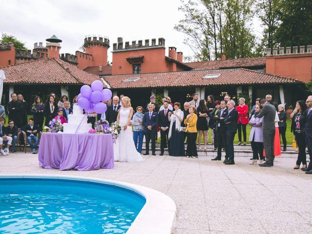 Il matrimonio di Angelo e Stefania a Gornate-Olona, Varese 184