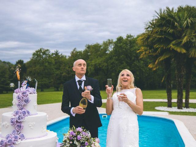 Il matrimonio di Angelo e Stefania a Gornate-Olona, Varese 195