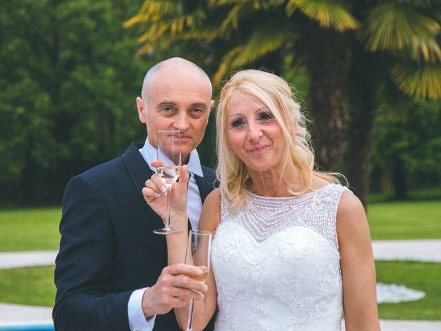 Il matrimonio di Angelo e Stefania a Gornate-Olona, Varese 198