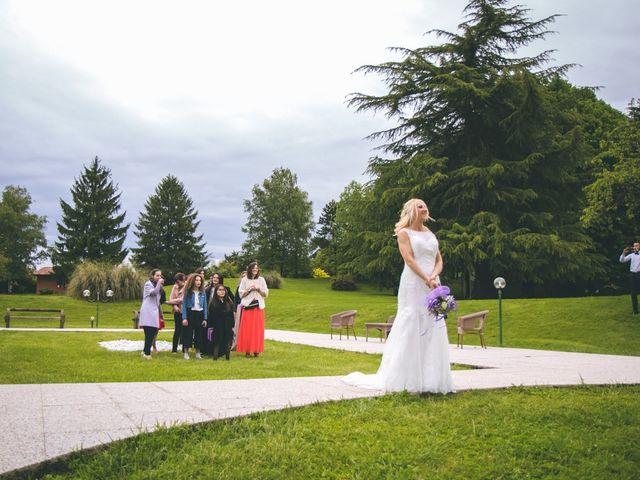 Il matrimonio di Angelo e Stefania a Gornate-Olona, Varese 199