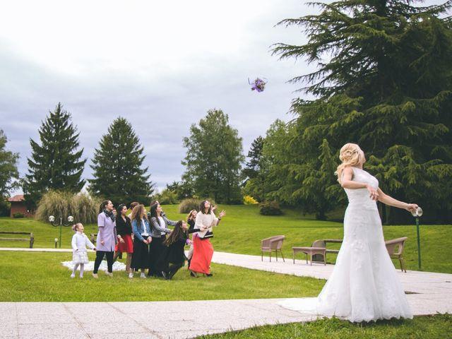 Il matrimonio di Angelo e Stefania a Gornate-Olona, Varese 200