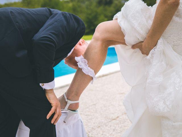 Il matrimonio di Angelo e Stefania a Gornate-Olona, Varese 203
